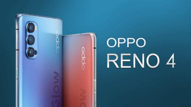 Spesifikasi dan harga Oppo Reno 4
