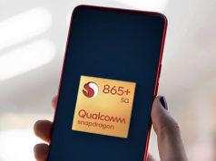 Snapdragon 865 Plus 5G Meluncur
