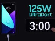 125W Fast Charging UltraDART