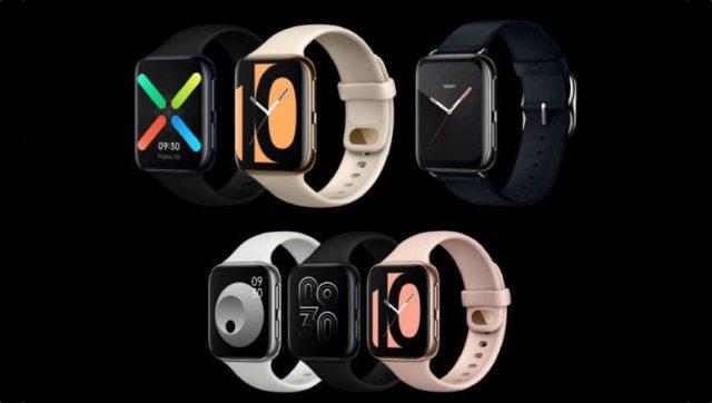 Spesifikasi oppo watch