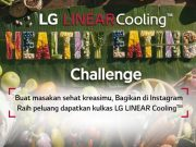 LG healthy eating challenge