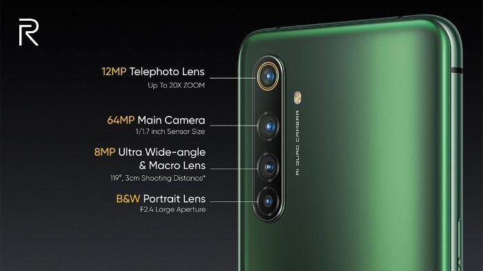 review realme x50 pro 5g: kamera