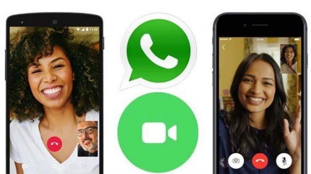 cara merekam video call whatsapp di android