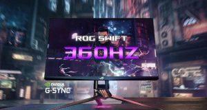 Monitor gaming Asus ROG Swift 360Hz