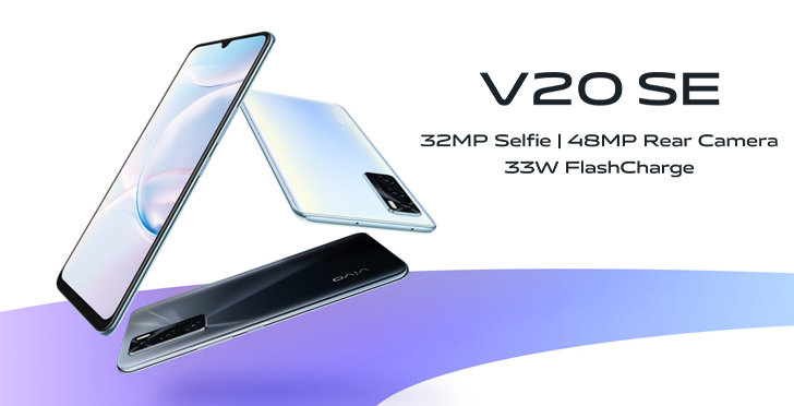 daftar harga hp vivo terbaru 2020: Vivo V20 SE
