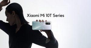 Xiaomi Mi 10 T series