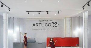 artugo chest freezer