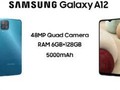harga samsung galaxy a12