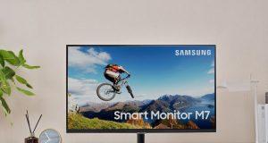 samsung smart monitor m7