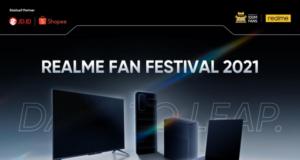 realme fan festival 2021