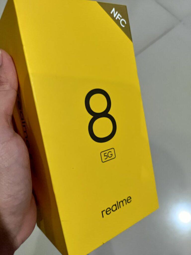 review realme 8 5G Indonesia