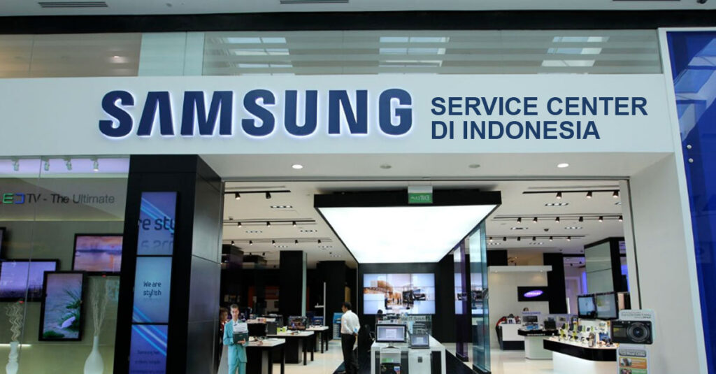 daftar service center samsung indonesia